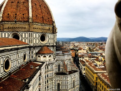 Main cathedral of Florence.
