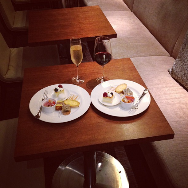 Executive Lounge (via Instagram)