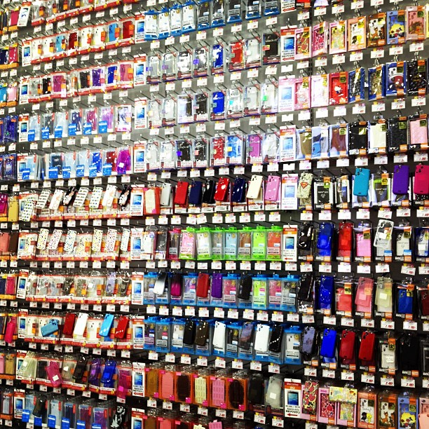 iPhone Cases (via Instagram)