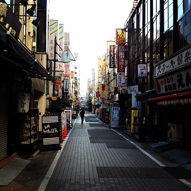 Ueno Market (via Instagram)
