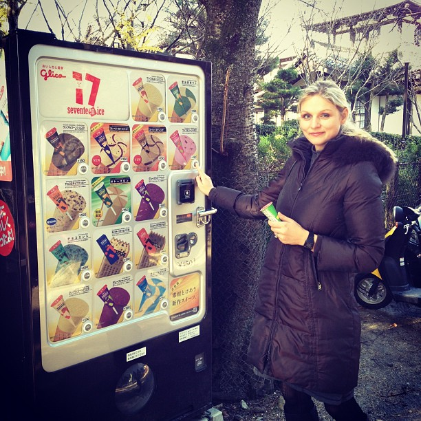 Ice Cream Vending (via Instagram)