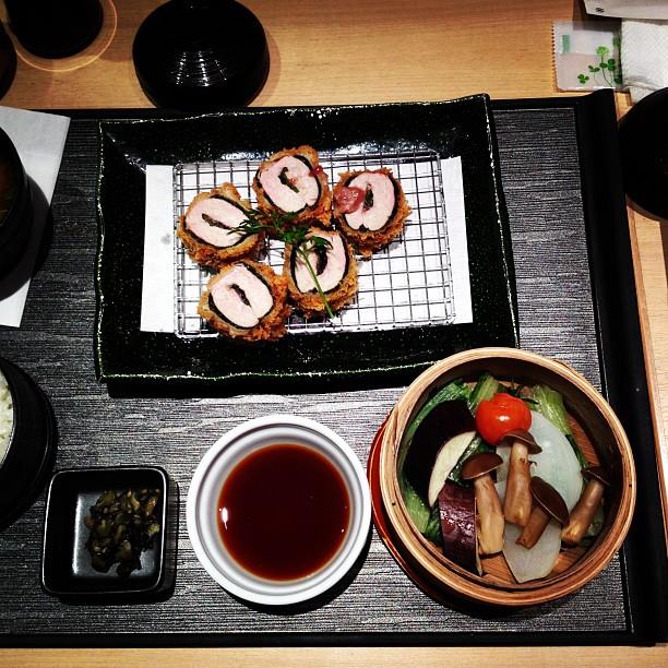 Dinner (via Instagram)