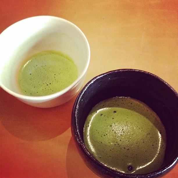 Tea (via Instagram)