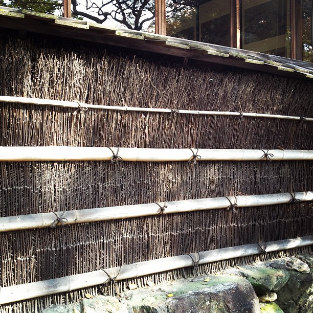 Straw Wall (via Instagram)