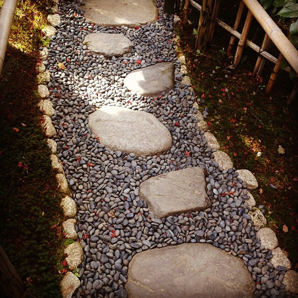 Garden Path (via Instagram)