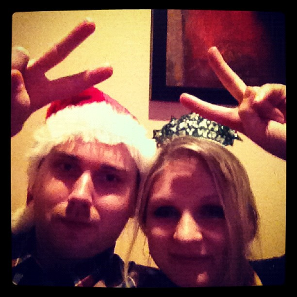 Happy 2012! (via Instagram)
