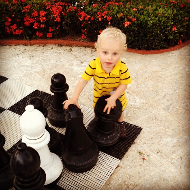 Chess (via Instagram)