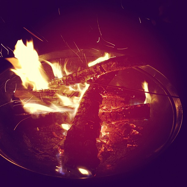 Campfire (via Instagram)