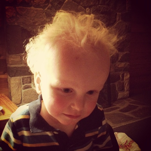 Super Hairdo (via Instagram)