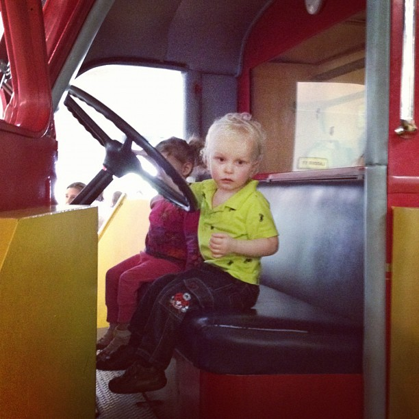 Fire Truck (via Instagram)