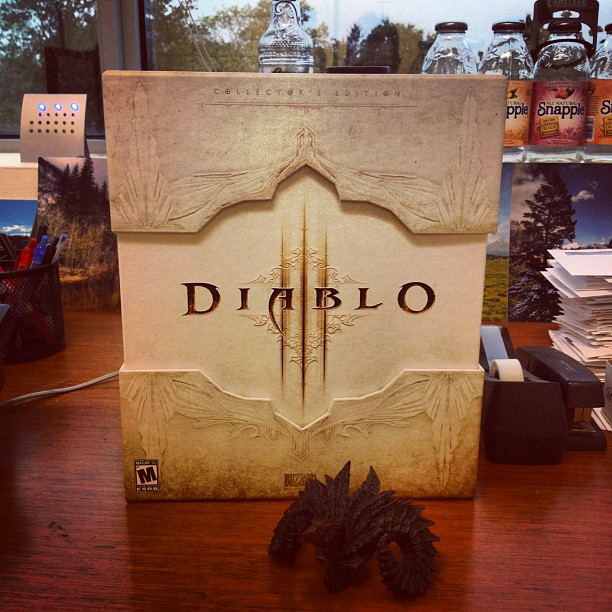 Diablo III (via Instagram)