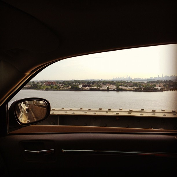 Whitestone Bridge (via Instagram)