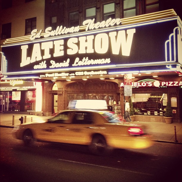 Letterman's Place (via Instagram)