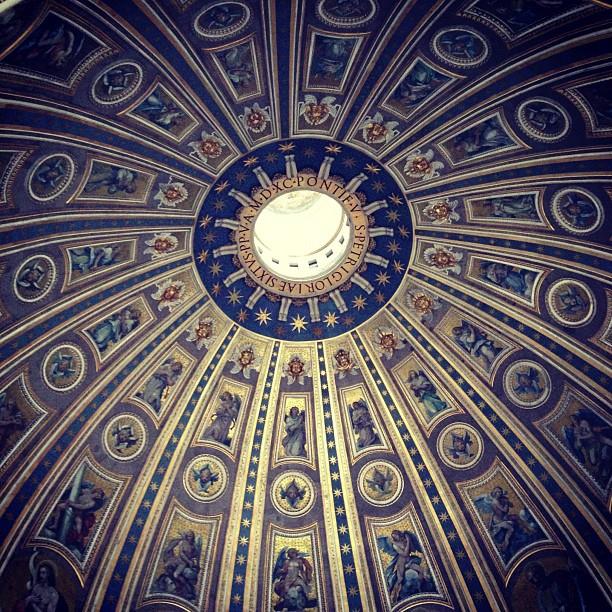 Cupola (via Instagram)