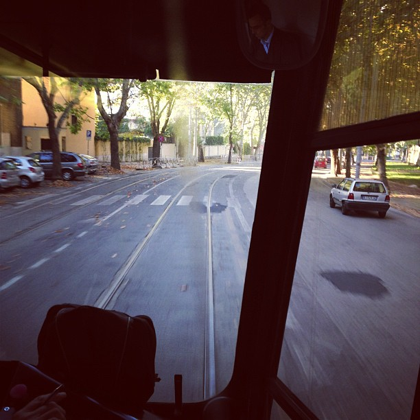 Tram 19 (via Instagram)