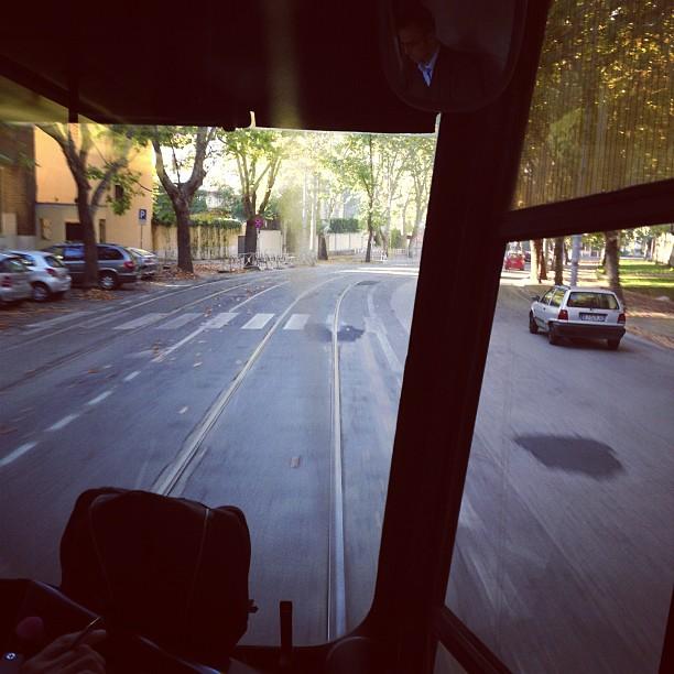 Tram 19 (via Instagram)