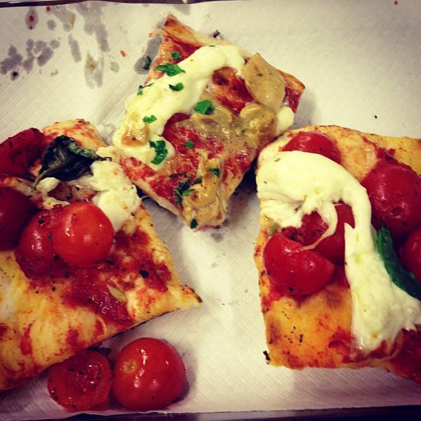 Pizza (via Instagram)