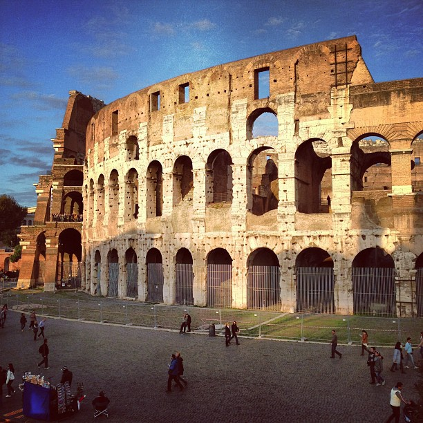 Colosseo (via Instagram)