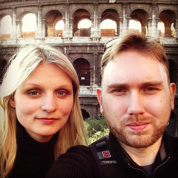 Coliseum (via Instagram)