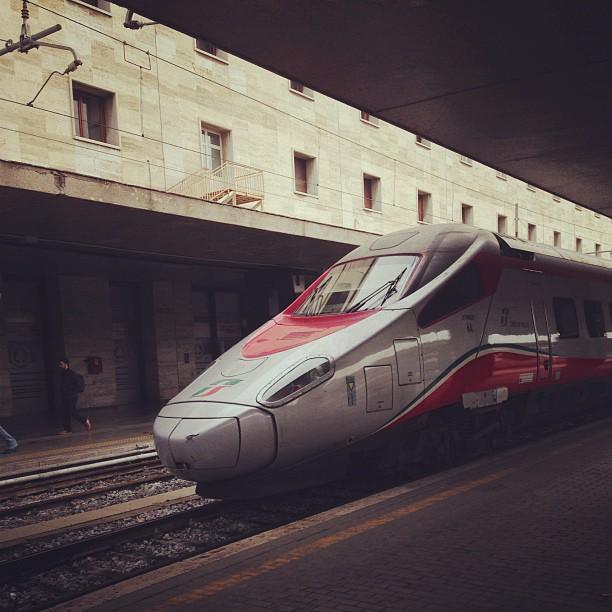 Bullet Train (via Instagram)