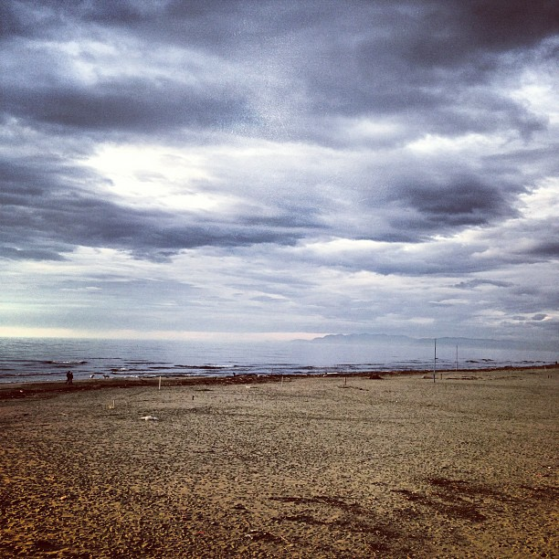 Mediterranean Sea (via Instagram)