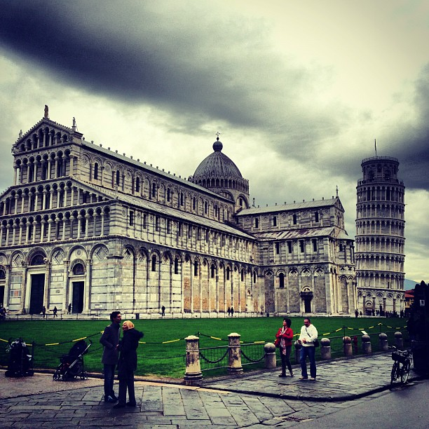 Pisa Center (via Instagram)