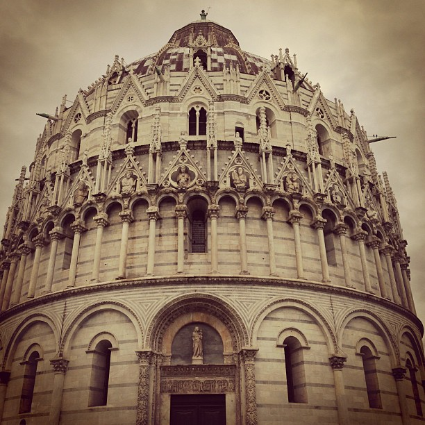 Pisa (via Instagram)