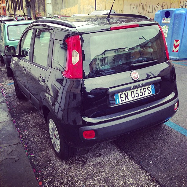 Our Fiat (via Instagram)