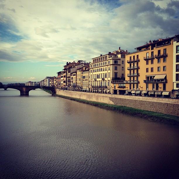 From The Bridge (via Instagram)