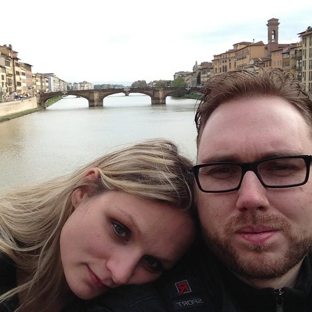 Ponte Vecchio Bridge (via Instagram)