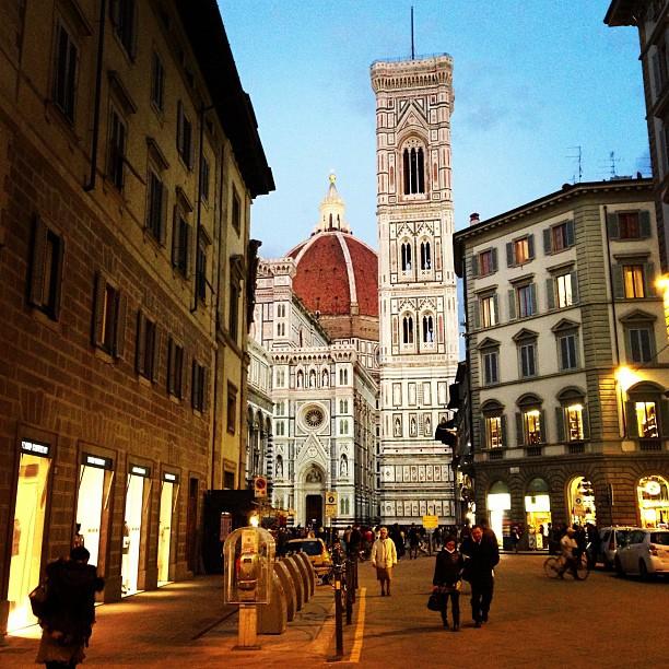 Duomo Firenze (via Instagram)