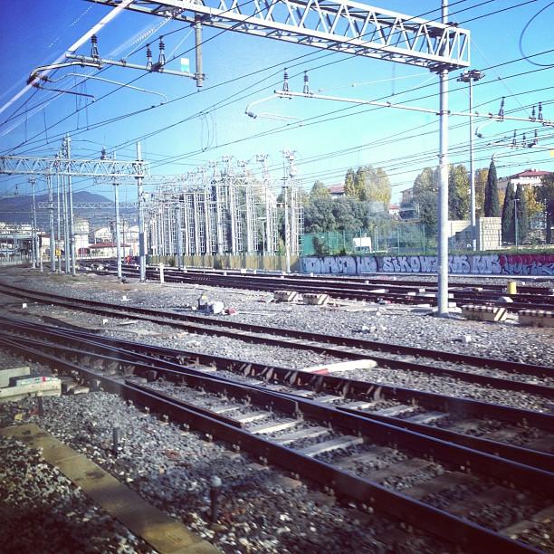 Rails (via Instagram)