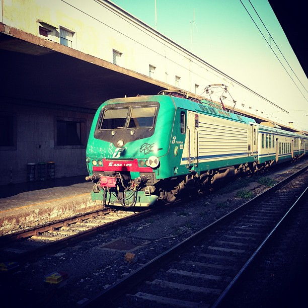 Local Train (via Instagram)