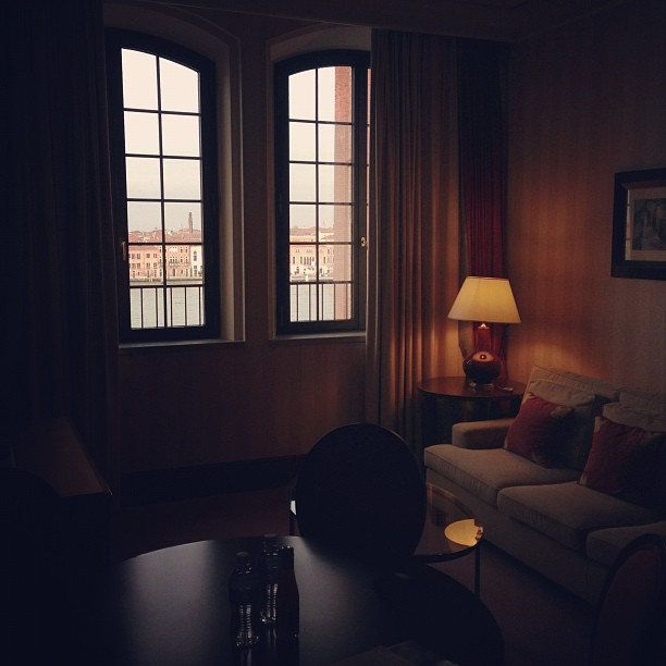 Hilton Molino Stucky (via Instagram)