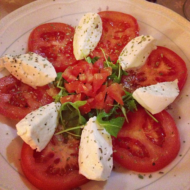 Buffalo Mozzarella (via Instagram)
