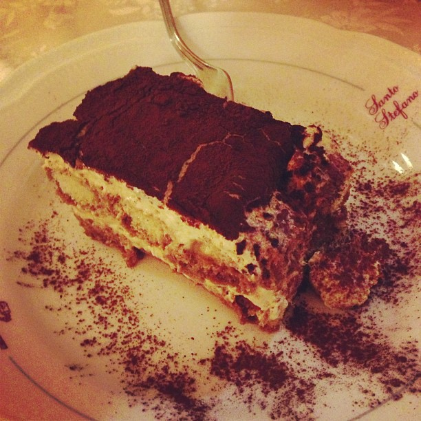 Tiramisu (via Instagram)