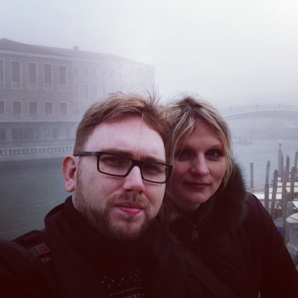 Venice Fog (via Instagram)