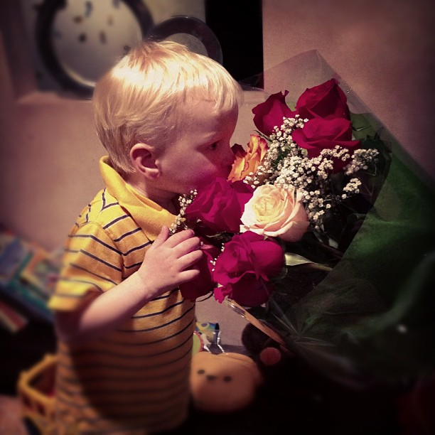 Flowers and Flowers (via Instagram)
