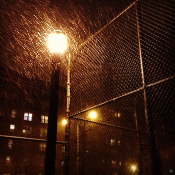 Snow (via Instagram)