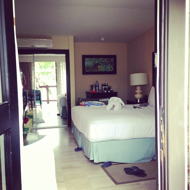 Our Room (via Instagram)