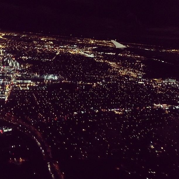 City Lights (via Instagram)
