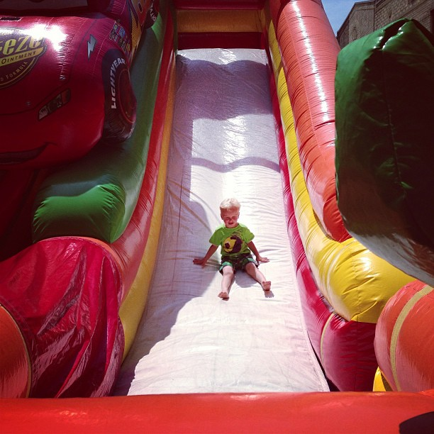 Big Slide (via Instagram)