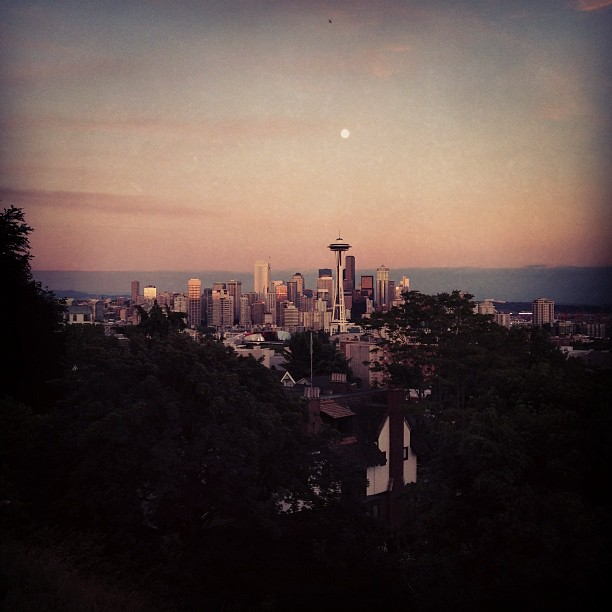 Seattle (via Instagram)