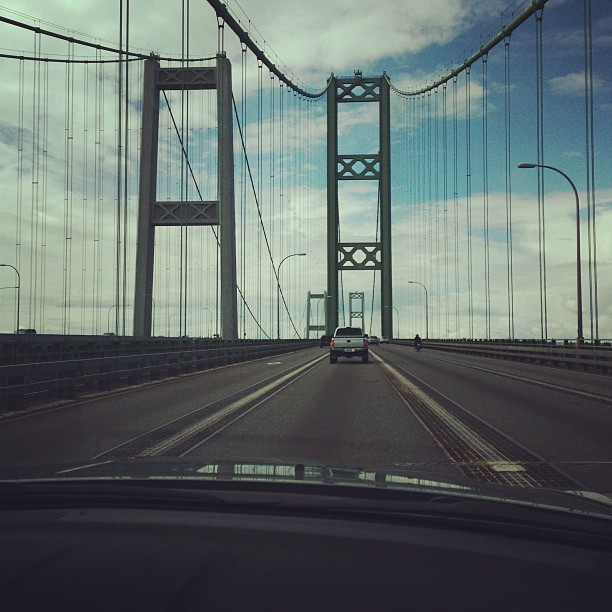 Tacoma Bridge (via Instagram)
