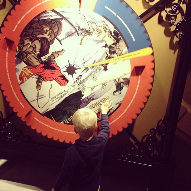 Klondike Museum (via Instagram)