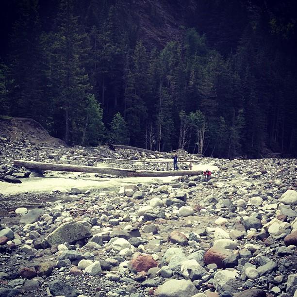 Mountain River (via Instagram)
