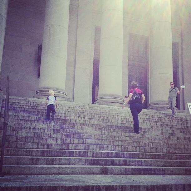 Capitol in Olympia (via Instagram)