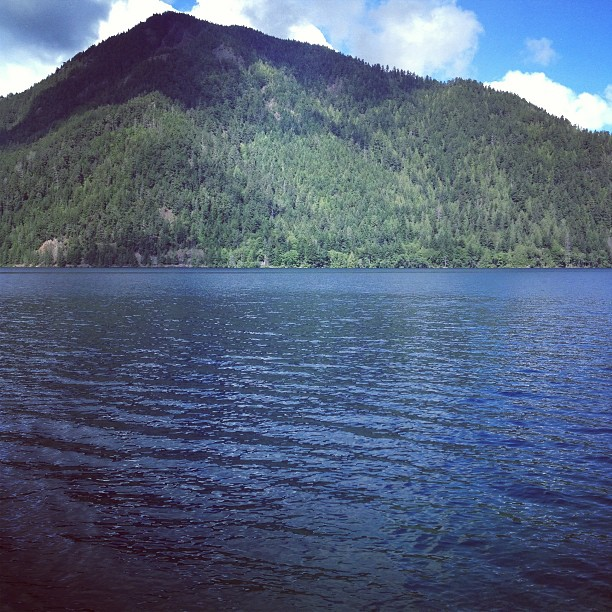 Crescent Lake (via Instagram)