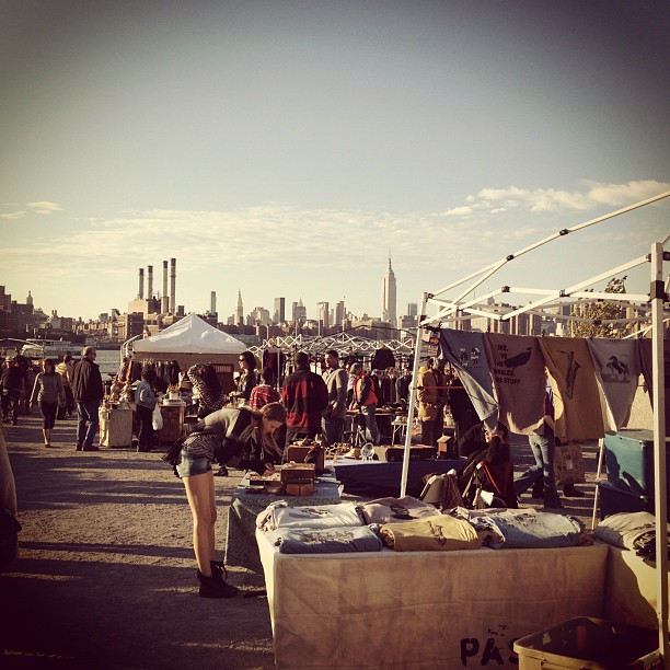 Brooklyn Flea (via Instagram)