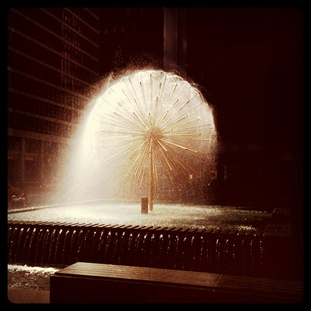 Fountain (via Instagram)